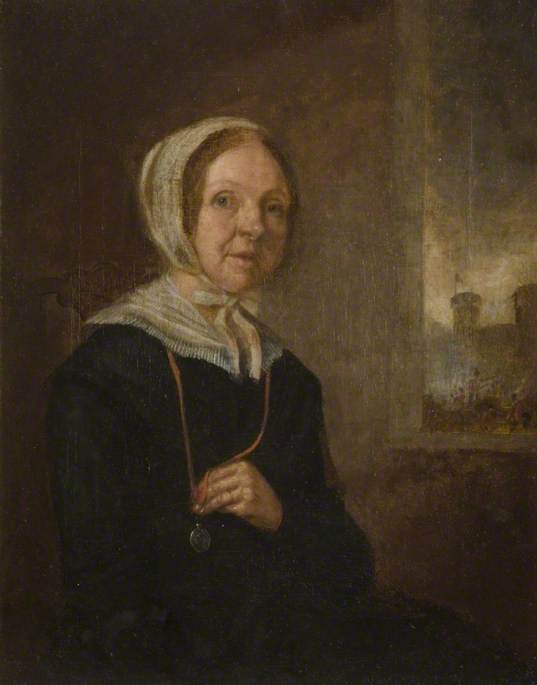 Sands, Anthony; Mary Anne Wellington (b.1789); Northampton Museums & Art Gallery; http://www.artuk.org/artworks/mary-anne-wellington-b-1789-49983